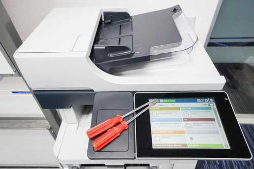 Printer Repairing and Maintenance