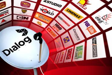 Dialog TV Dish Mounting Service