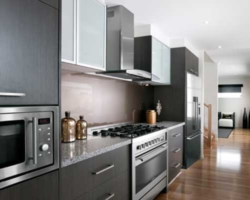 Stainless Steel Pantry Cupboards