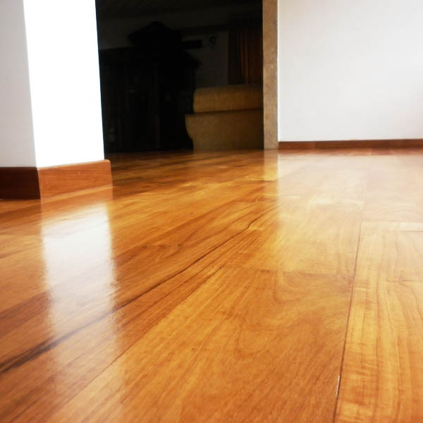 Wooden Flooring for your dream home!