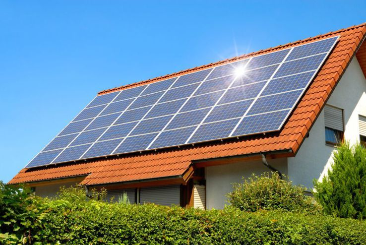 Solar Panels for Roof and Solar Electricity Solutions
