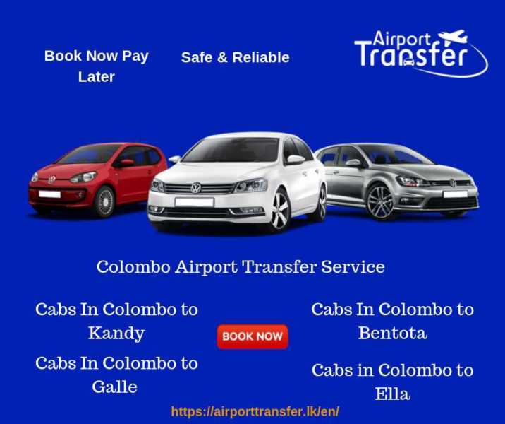 Sri Lanka Airport Transfer | Taxi In Sri Lanka Airport