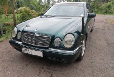 Mercedes Benz W210 E320 Avengarde