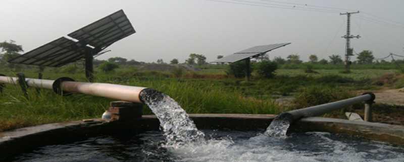 Irrigation tube wells
