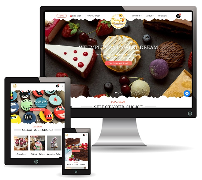 Cake Suppliers